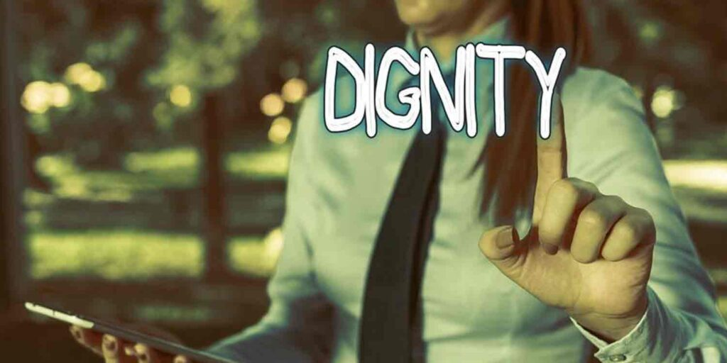 Dignity and Safeguarding in Adult Health and Social Care